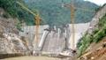 Công trình thuỷ điện Nậm Chiến.